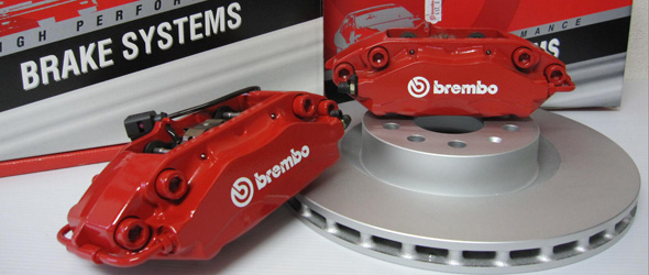 BREMBO GOLF Kit